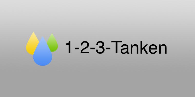 Für Autofahrer: 1-2-3-Tanken