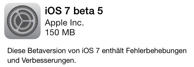 ios7beta5