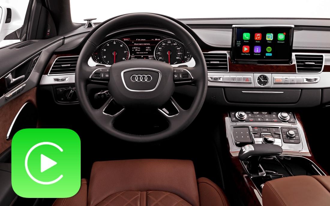 Audi bestätigt Integration von Apple CarPlay - tmstr
