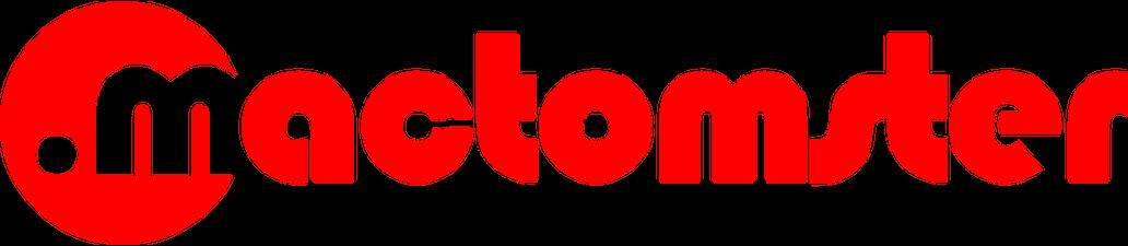 .mactomster Logo