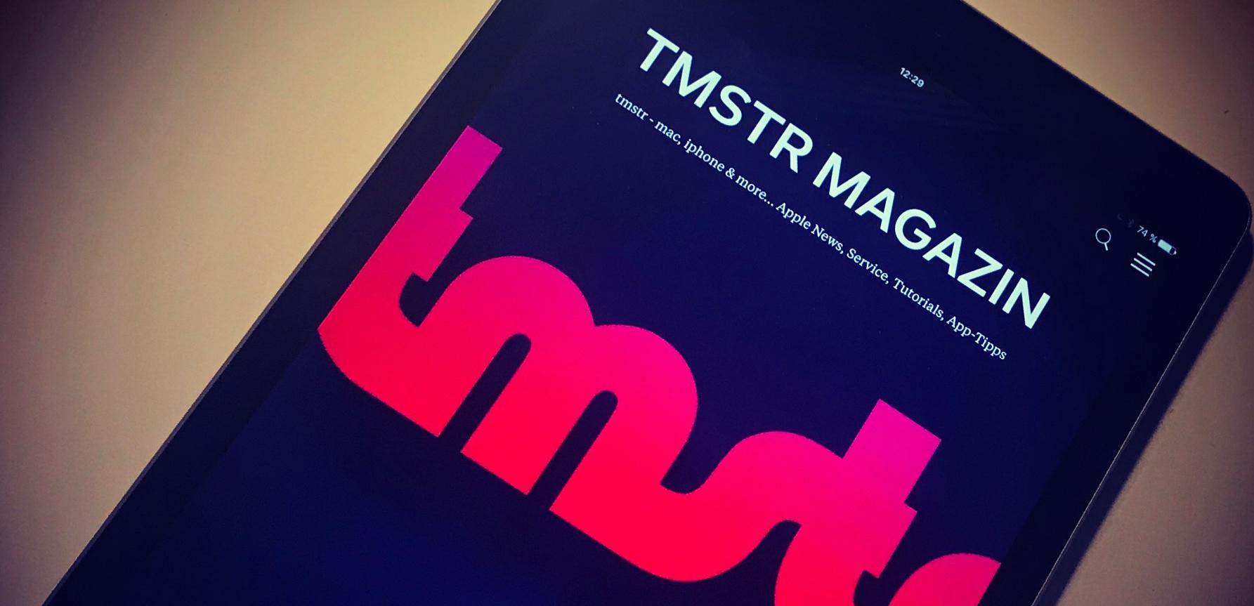 tmstr magazin – jetzt auf Flipboard