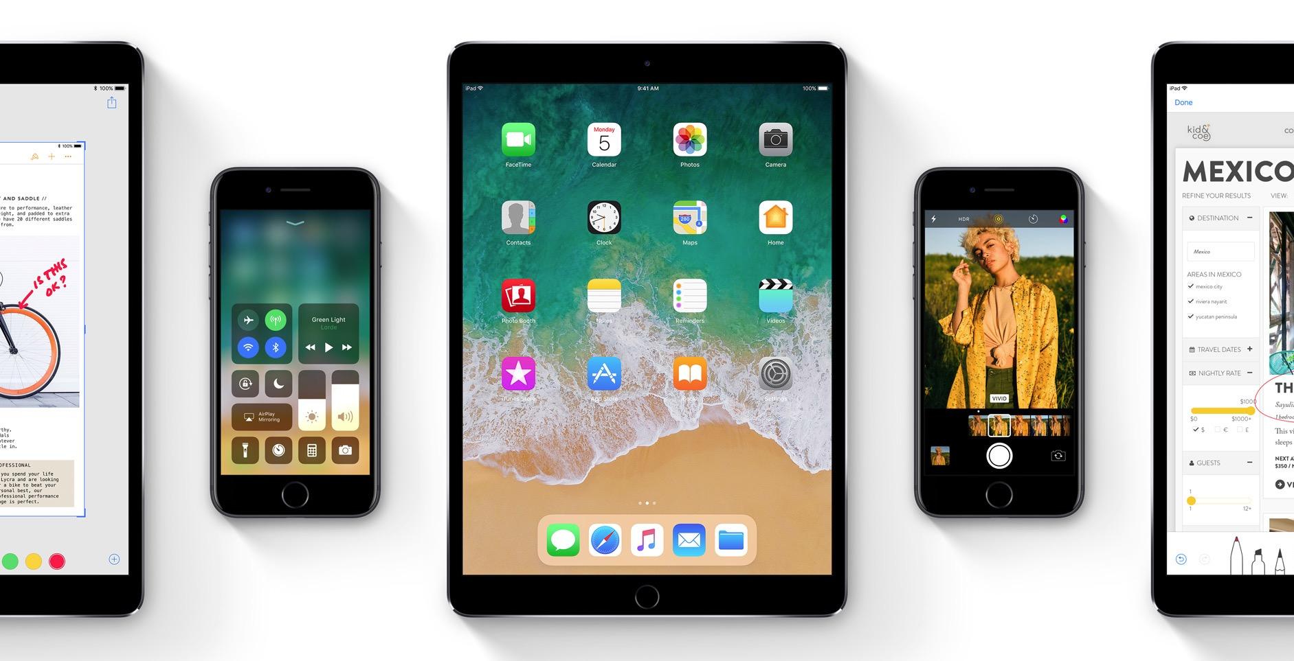 iPhone und iPad – iOS 11 im Überblick