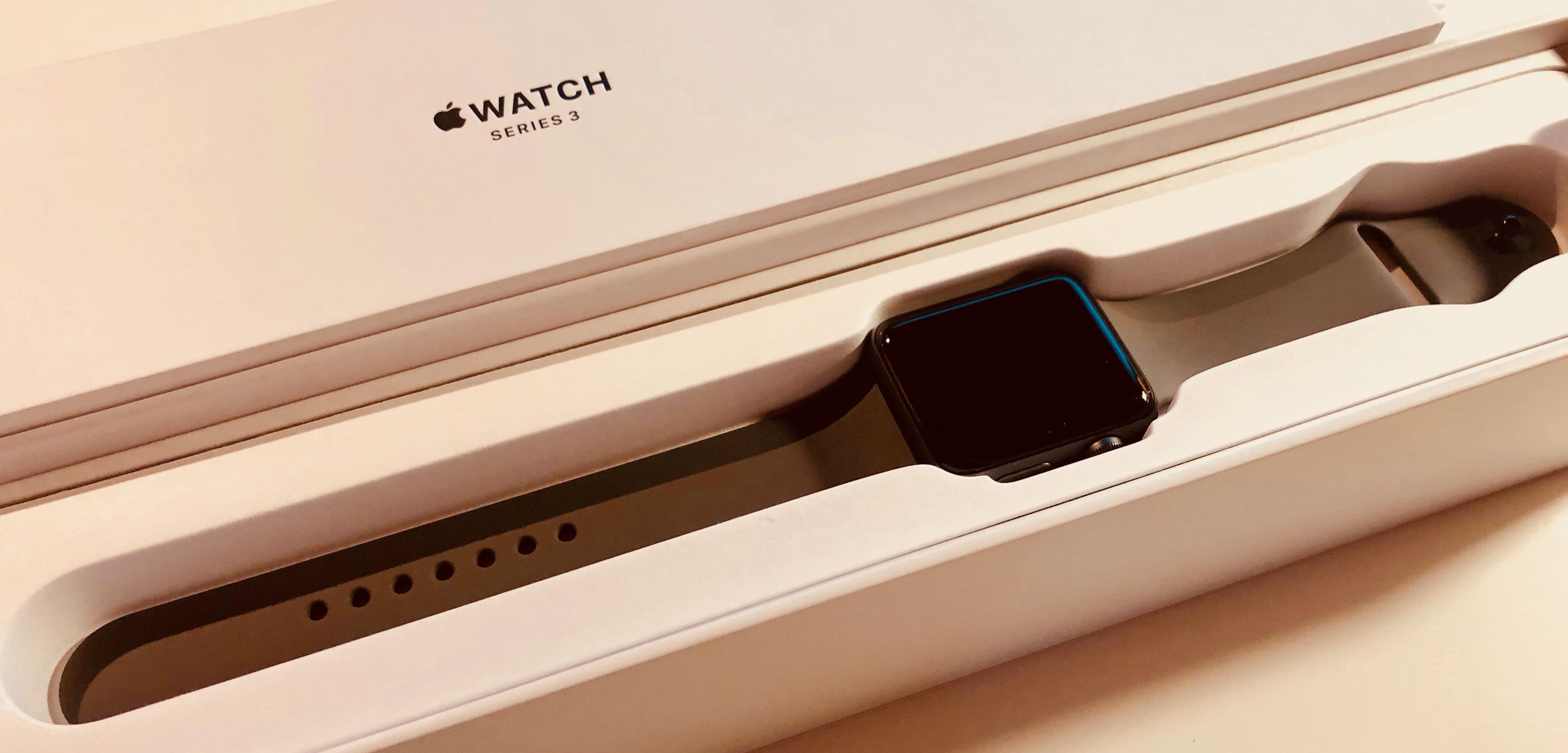 Apple Watch – Warum ich zur Series 3 wechselte