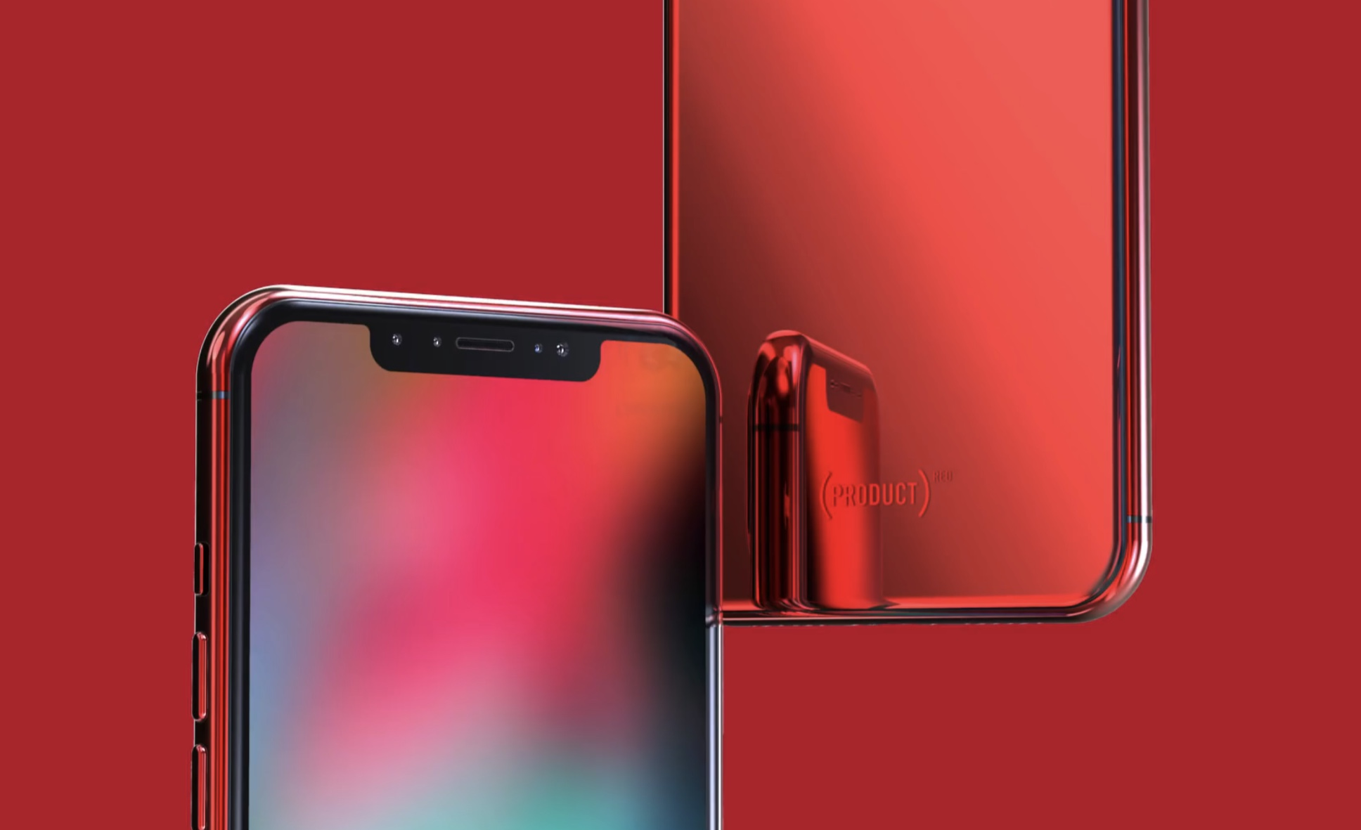 iPhone X (PRODUCT)RED™ – Video