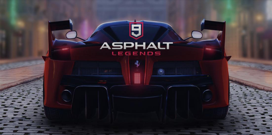 Game-Tipp: 'Asphalt 9: Legends' für macOS