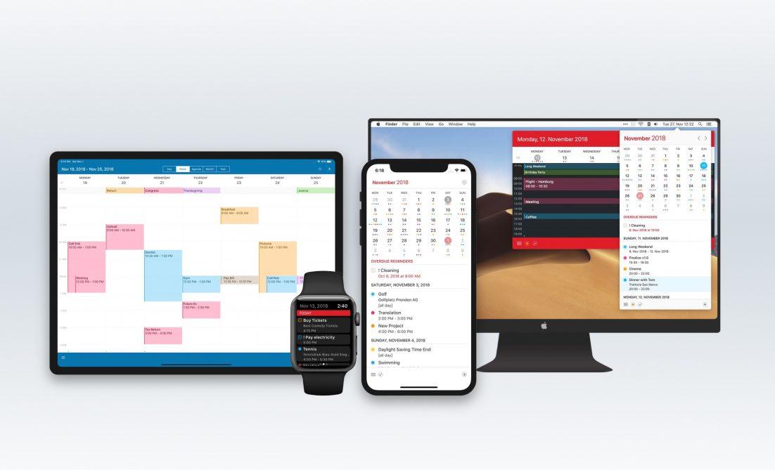 Calendar 366 – Die Alternative zum Apple Kalender oder Fantastical