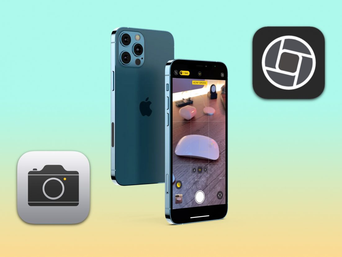 Standard-Camera-App vs. Halide & Co.   Die Sache mit den Kamera-Apps