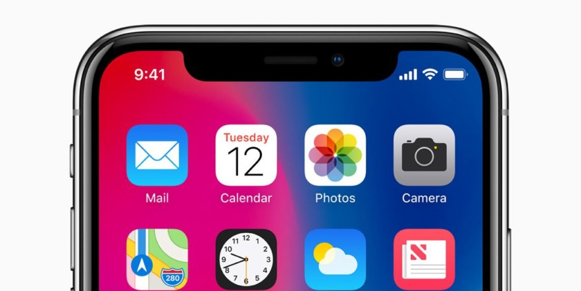 iPhone X Notch – Glas halb leer oder halb voll?