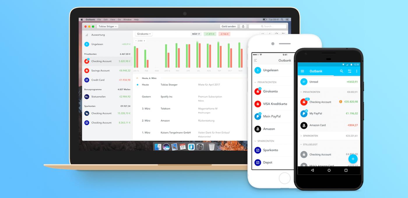 App-Tipp: Outbank – Banking für iOS und macOS