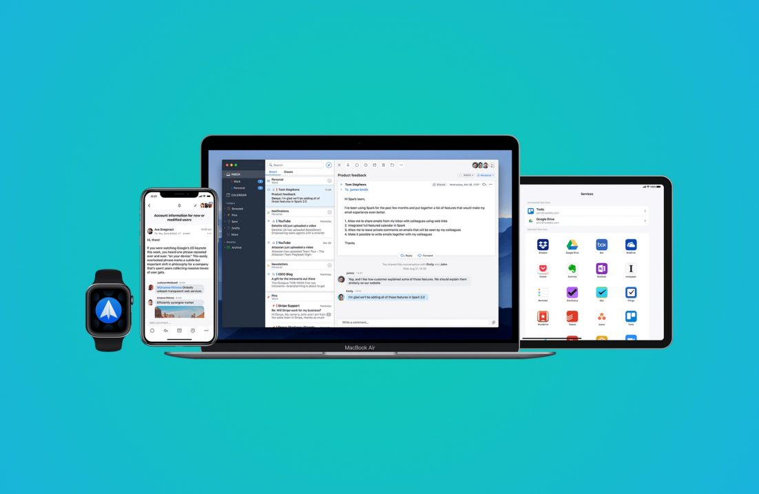 Spark by Readdle – Der beste E-Mail Client