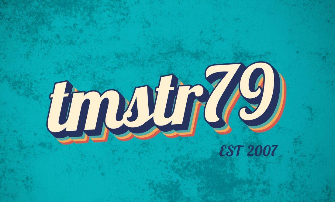 "Retro-Wallpaper ""tmstr79"""