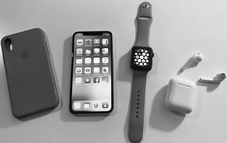 Apple Airpods – Unboxing und erster Eindruck